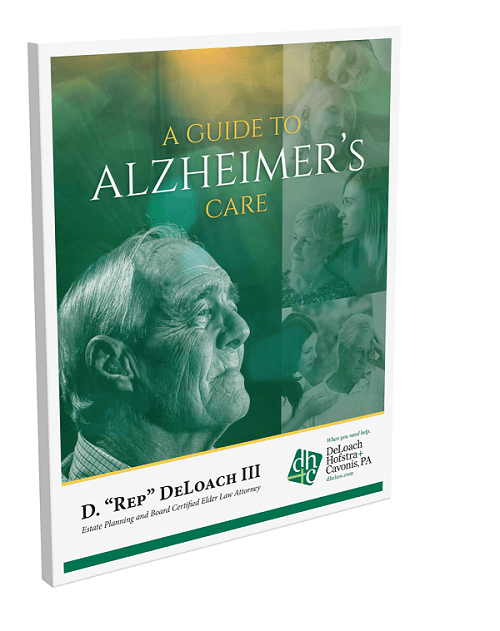 Free Guide to Alzheimer's Care