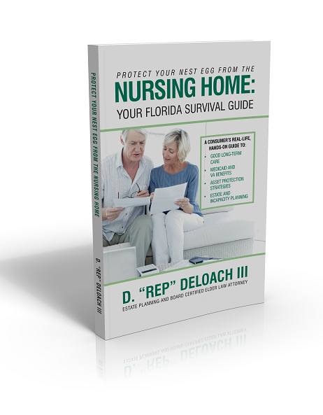 Free Book: Protect Your Nest Egg From The Nursing Home
