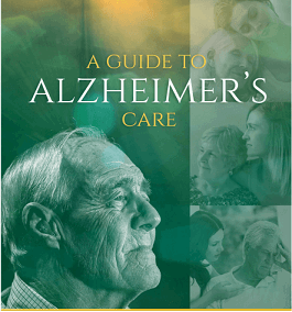 A Guide to Alzheimer's Care