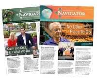 Share Your Story and Get Featured in the Navigator or on Our Website